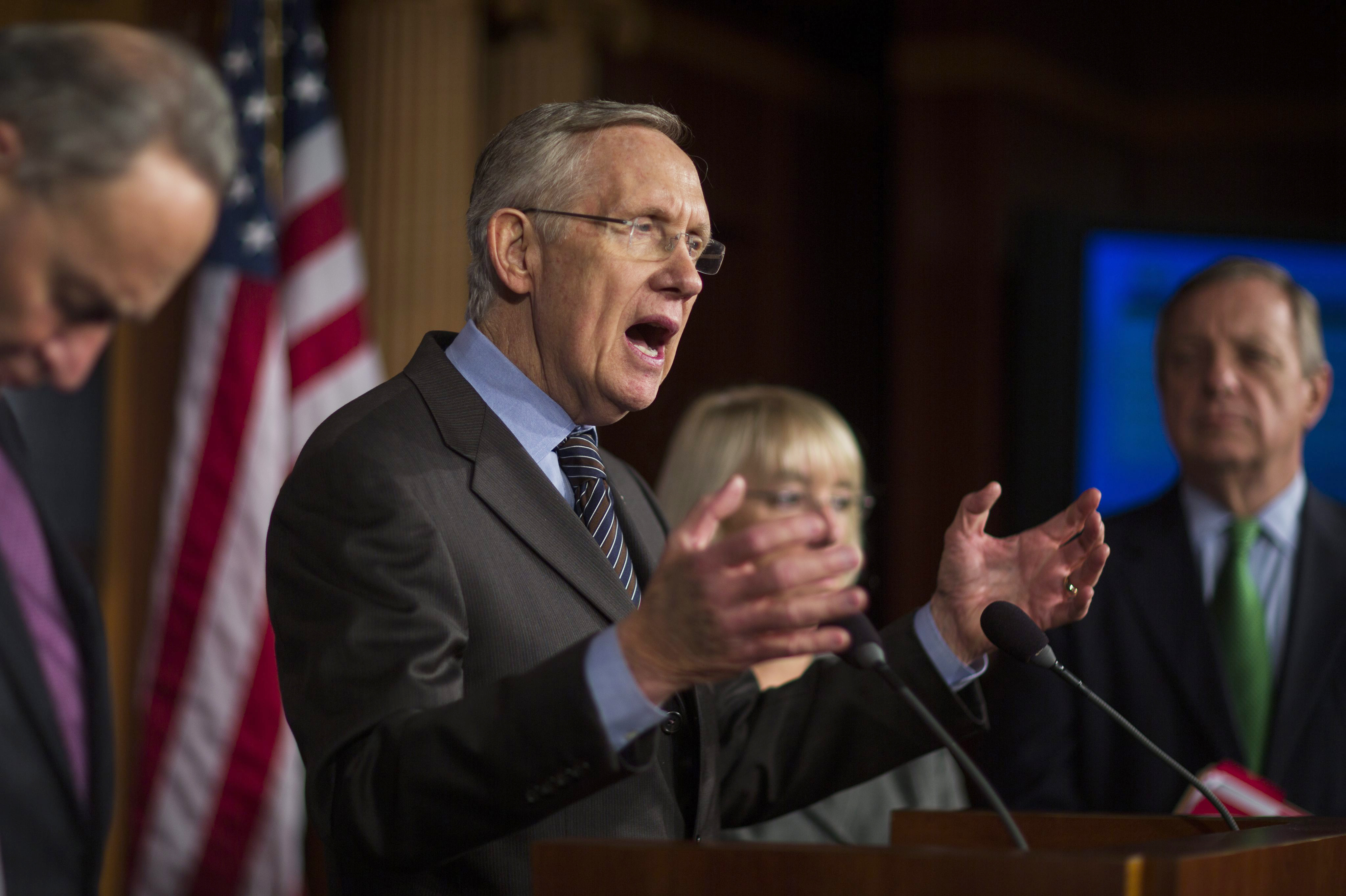 GOP Enraged After Filibuster Vote, But Does It Change Much?