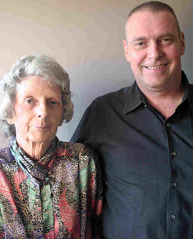 Glenda Rike's husband was in the room when President Kennedy received his last rites. She recounted his experience to her son, Larry, on a visit to StoryCorps.