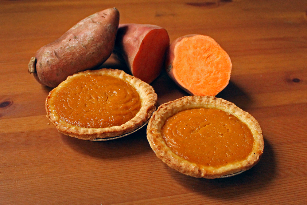 A Chef Learns To Make His Nana's Petite Sweet Potato Pies ...