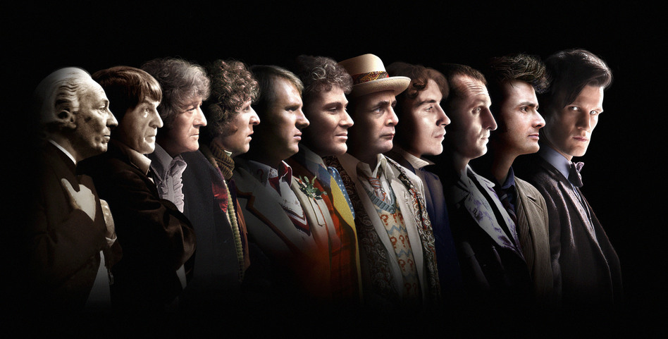 There have been 11 incarnations of the Doctor since the show began in 1963. (Matt Burlem/BBC America)