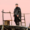 """A singer takes the stage during the first performance of """"Grimes on the Beach,"""" an outdoor production of Benjamin Britten's opera Peter Grimes, on June 17, 2013 in Aldeburgh, England."""