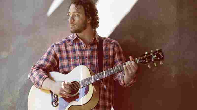Amos Lee On World Cafe