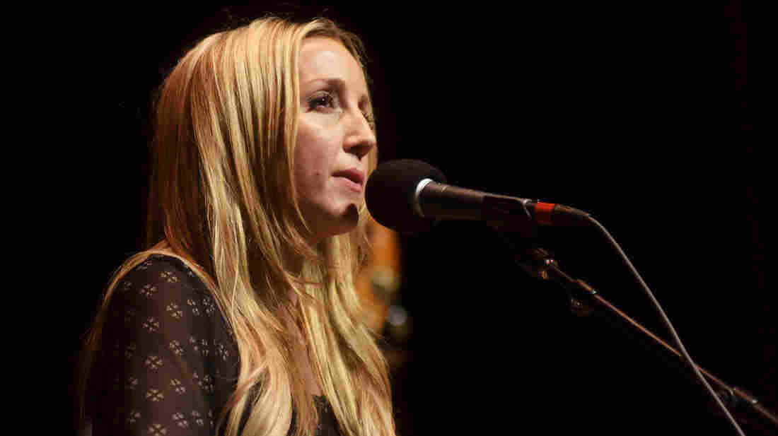 Ashely Monroe performing live on Mountain Stage.