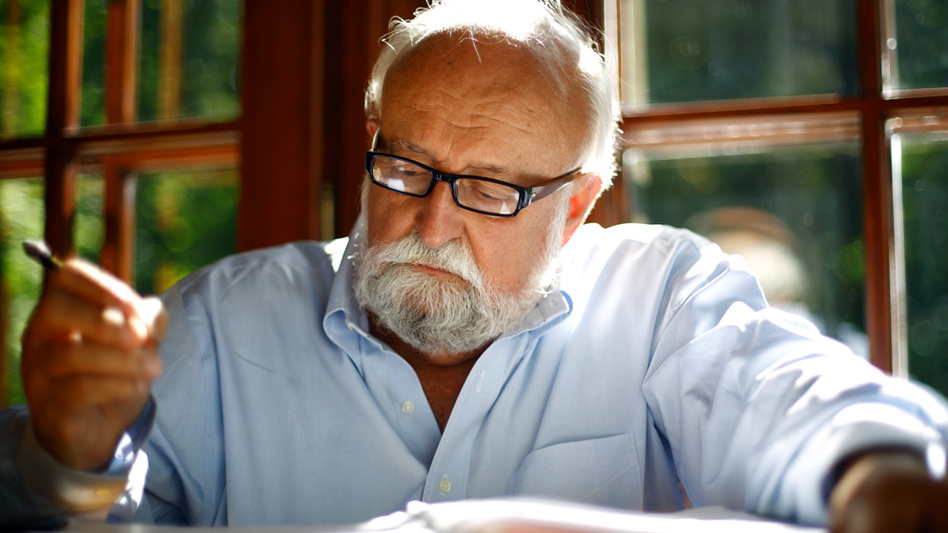 In Penderecki's music there is a struggle between melody and dissonance. (Bruno Fidrych)