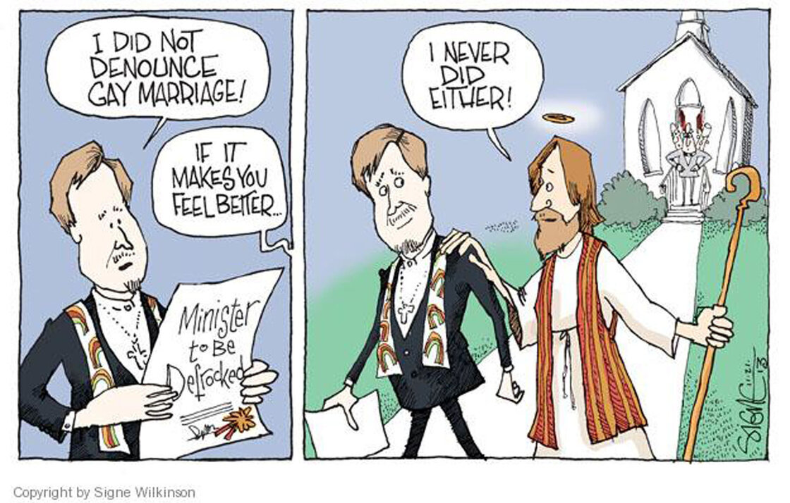 Gay marriage political cartoons 2015