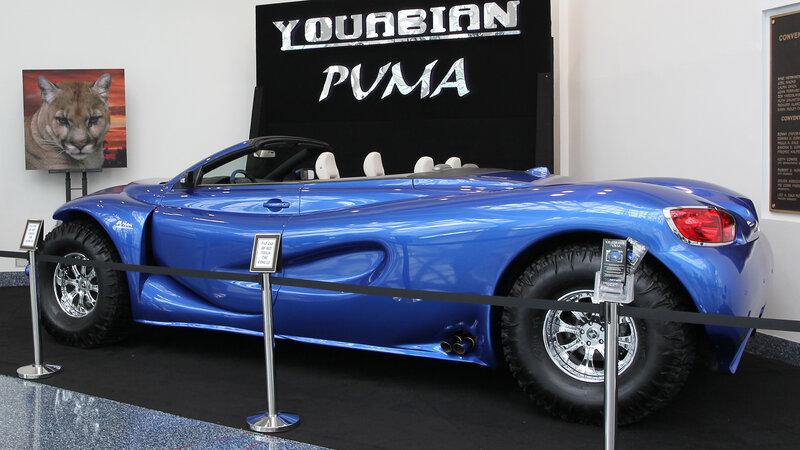 1 Million Dune Buggy Youabian Makes Splash At La Car Show