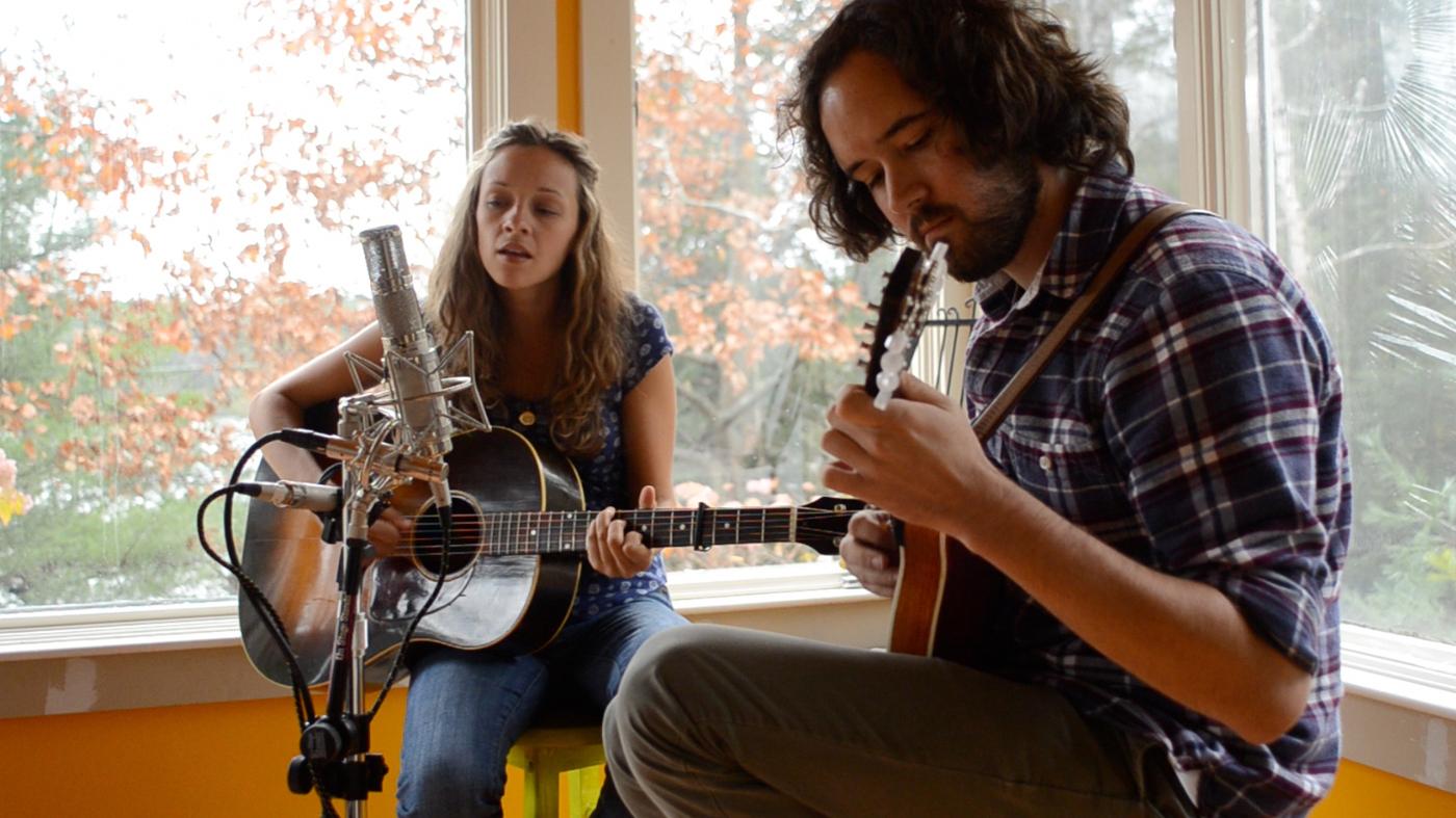 Mandolin Orange, 'Waltz About Whiskey' (Live) : NPR