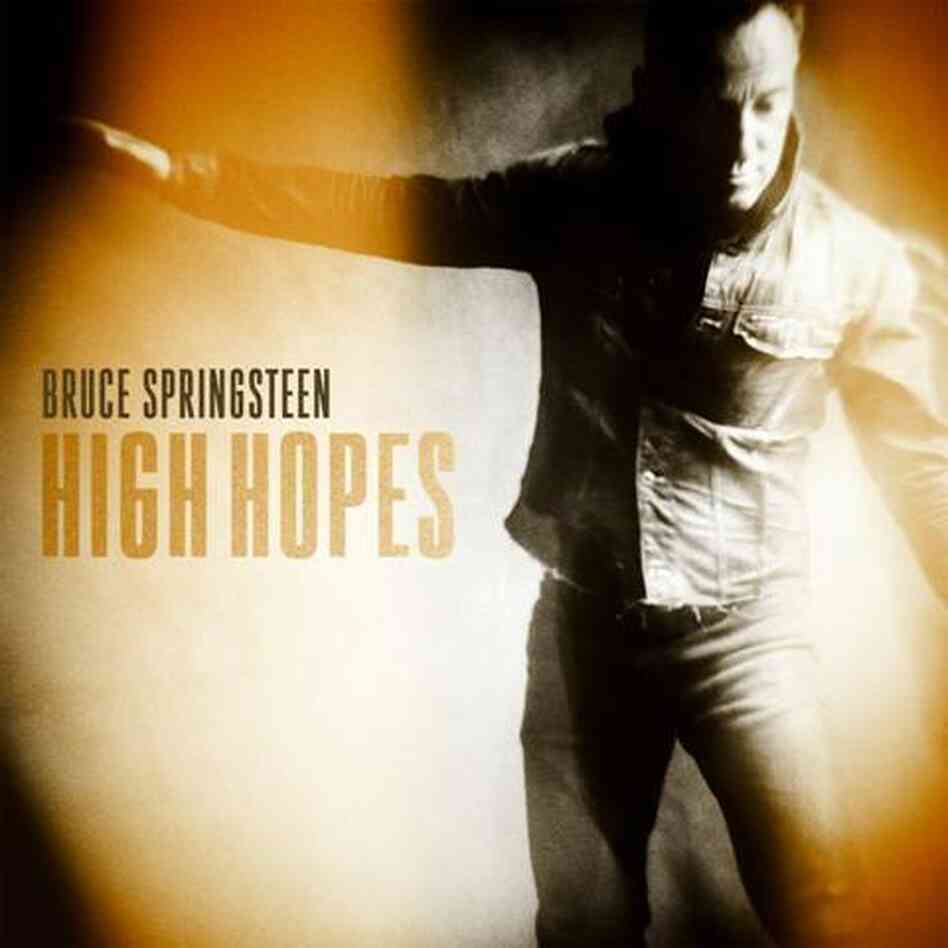 "Bruce Springsteen's new single is called ""High Hopes."""