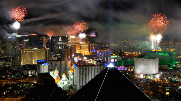 Las Vegas, long known for its gambling-fueled revenue model, took a big hit in the financial crisis. The city is now trying to remake itself as more than a one-economy town.