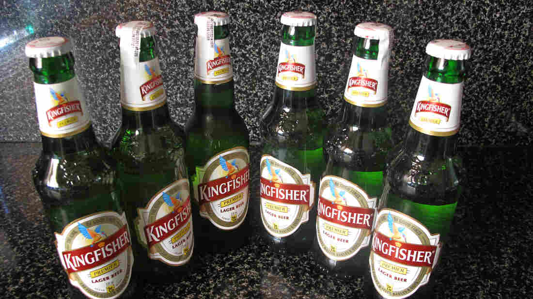 To slake their thirst, many Indians reach for the country's signature beer, Kingfisher. A six-pack will set you back just under $5.