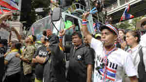 Anti-Government Demonstrations Rock Thai Capital