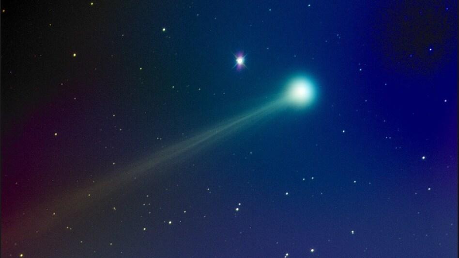 Comet ISON on Nov. 14.