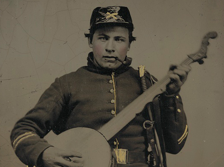 'Divided & United': Songs Of The Civil War Re-Imagined