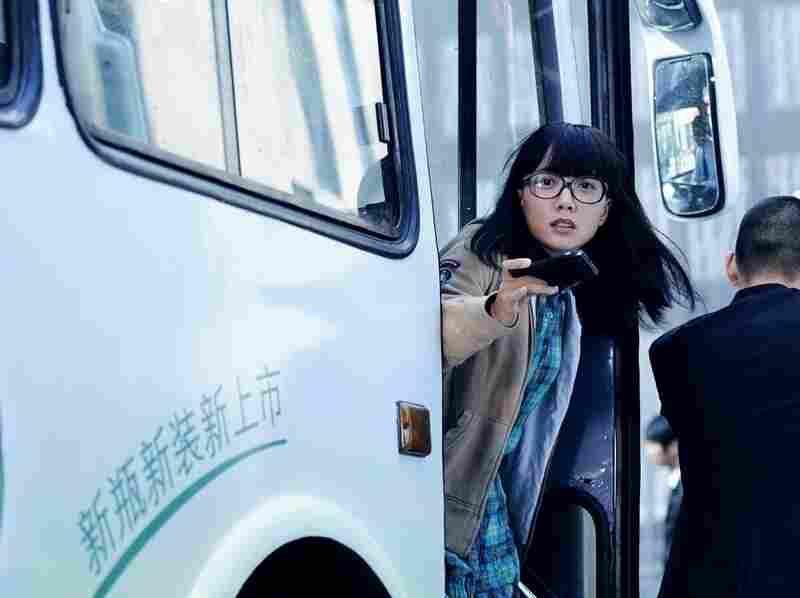 In one of the film's many storylines, journalist Yang Jiaqi (Luodan Wang) fiercely pursues Lanqiu's story after the scandal breaks.