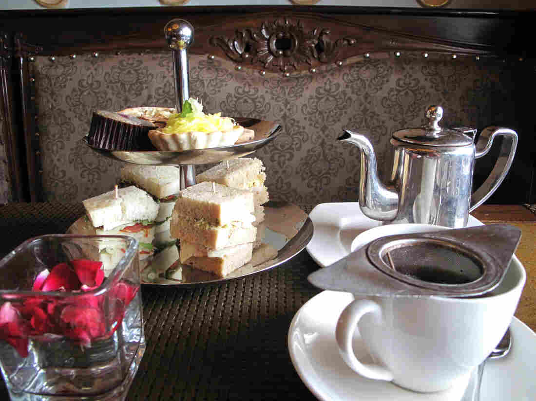 If you fancy a snack, try high tea at United Coffee House, a popular holdover from the British Raj. The tray of finger sandwiches, cakes and cookies is a hit in a nation of tea drinkers who love their sweets.