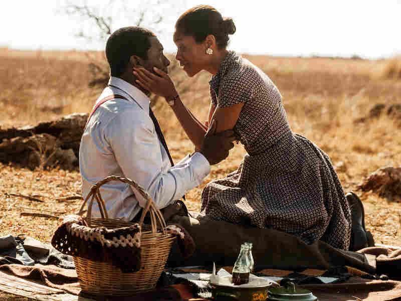 Idris Elba and Naomie Harris star in Mandela: Long Walk To Freedom.