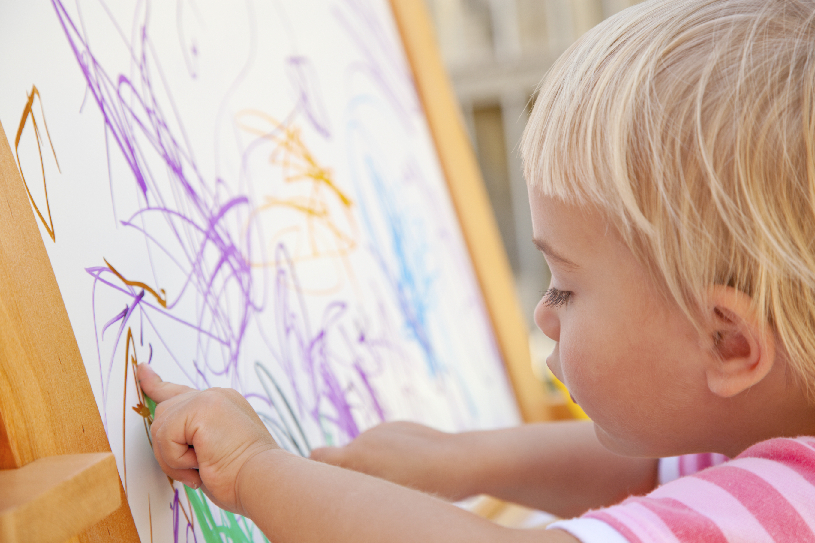 Yes, Your Toddler Really Is Smarter Than A 5-Year-Old