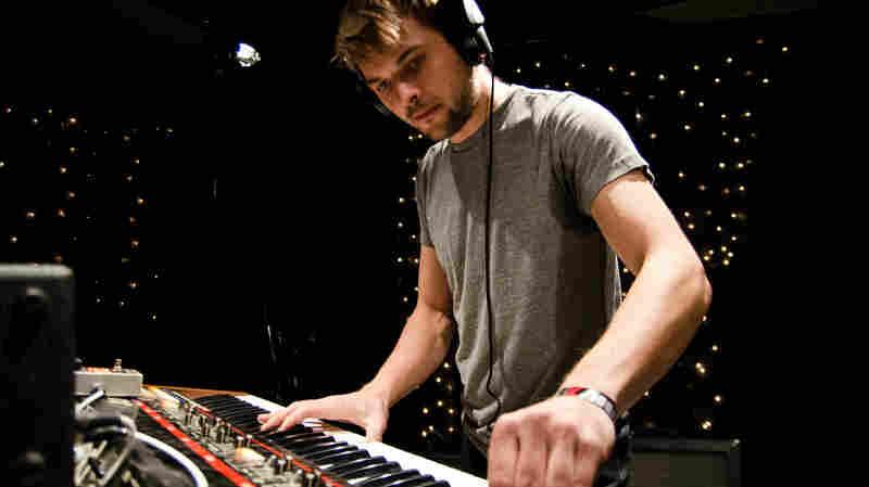 Nils Frahm performed live on KEXP Sept. 26.