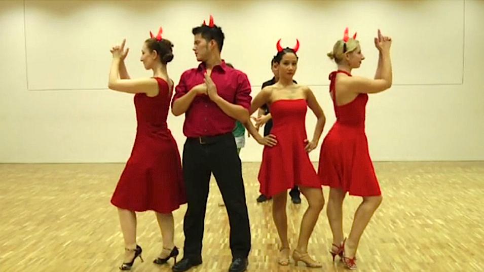 Dance Dissertation