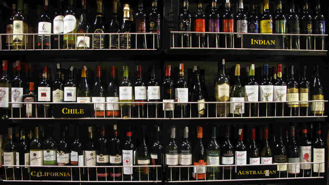 $20 is usually the cheapest price for a bottle of imported wine.
