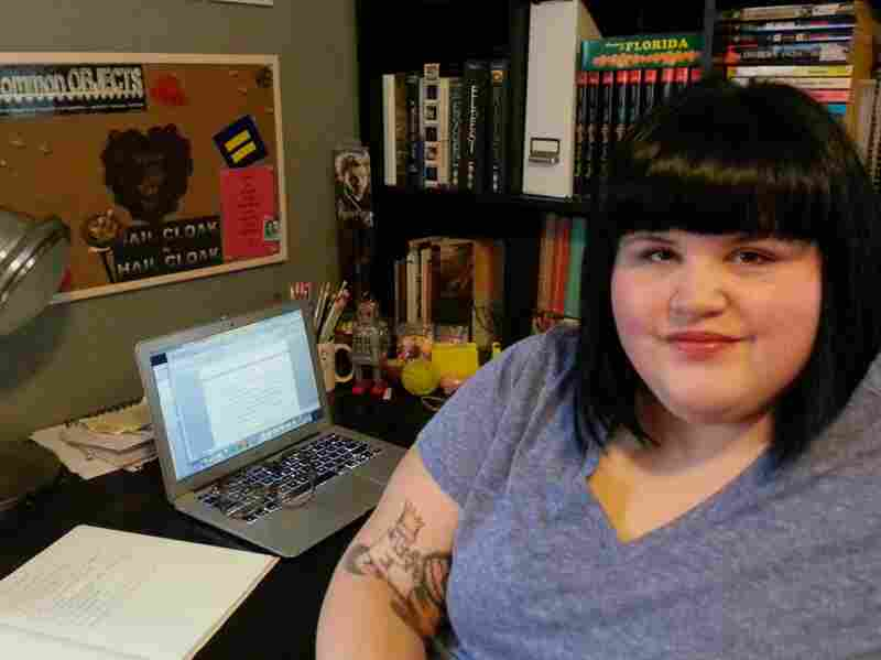 Julie Murphy wrote Side Effects May Vary as part of NaNoWriMo three Novembers ago. It will be published by Balzer & Bray in March.