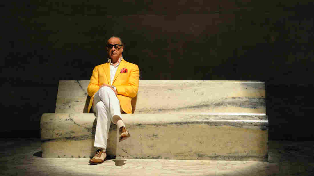 In The Great Beauty, director Paolo Sorrentino surveys the city of Rome through the eyes of jaded journalist Jep Gambardella (Toni Servillo), taking in the city's degeneracies alongside its eternal beauties.