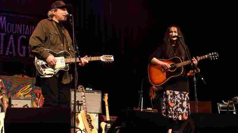 Buddy & Julie Miller On Mountain Stage