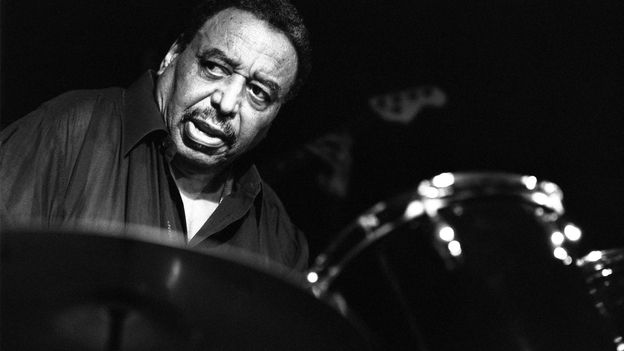Chico Hamilton. (Courtesy of the artist)