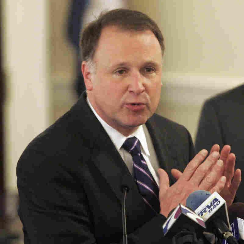 Virginia State. Sen. Creigh Deeds in 2010.