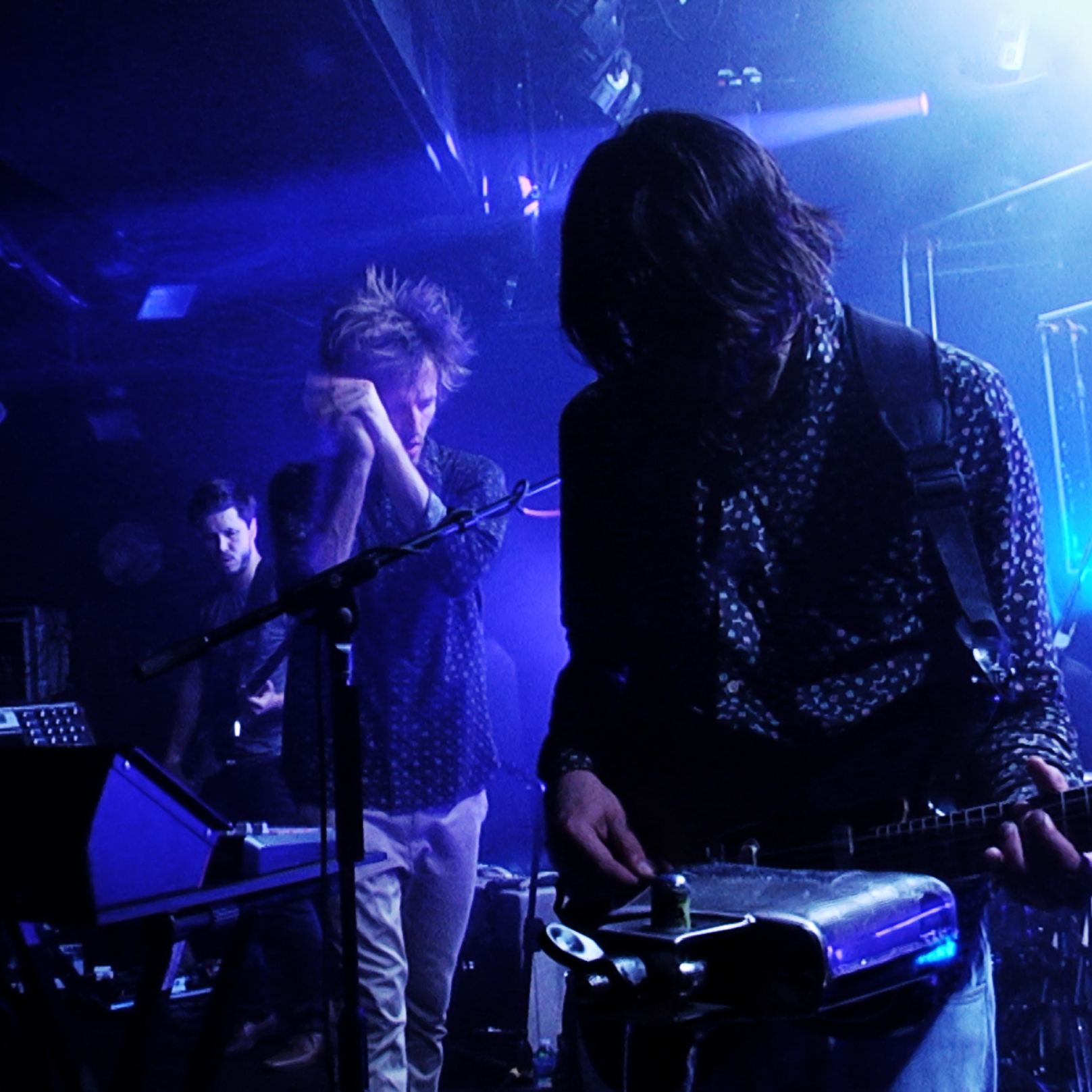 Cut Copy performs live at Le Poisson Rouge on Nov. 19.