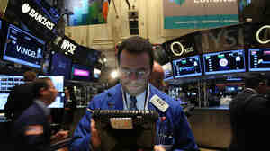 The Dow Jones industrial average closed above 16,000 for the first time last week.