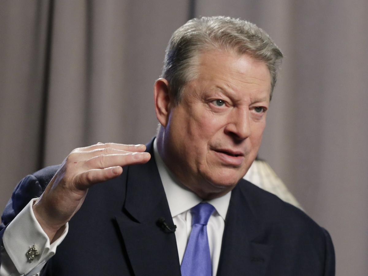 al gores as a candidate for the president of united states When george w bush, at the age of 54, became the 43rd president of the united states, it was only the second time in american history that a president's son went on to the white house.