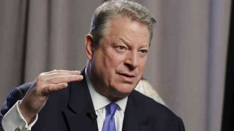 Former Vice President Al Gore has reportedly gone vegan.