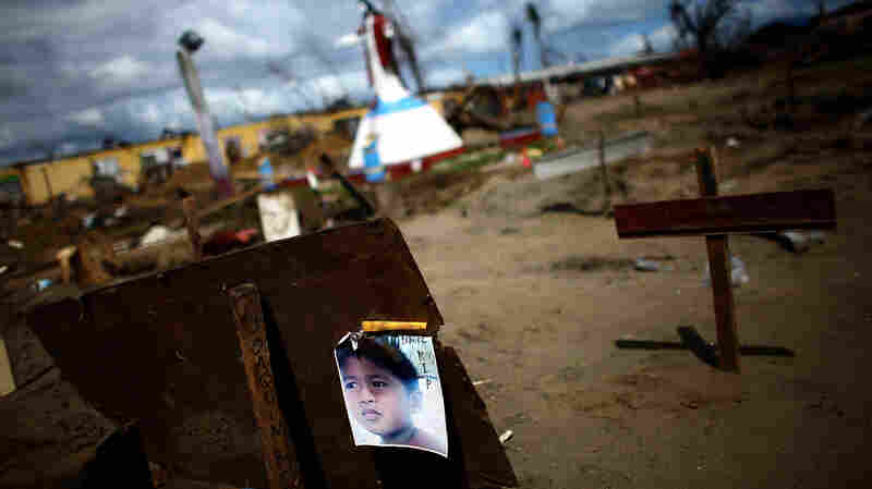 Filipino Priest Suffers With His Flock Amid Typhoon's Ruins