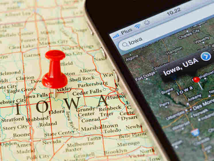 Insurance help isn't easy to find in many Iowa counties.