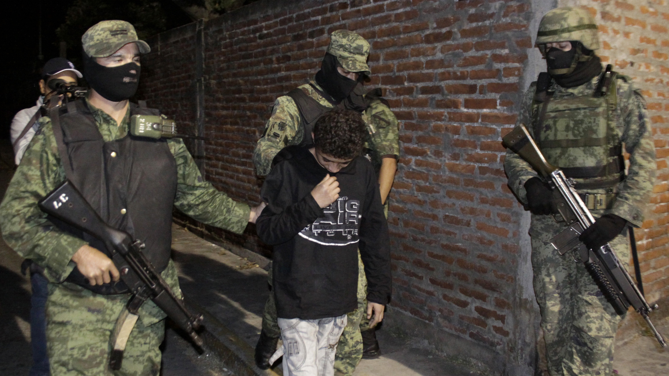 Still A Teenager, Freed Cartel Killer Will Leave Mexico For U.S.