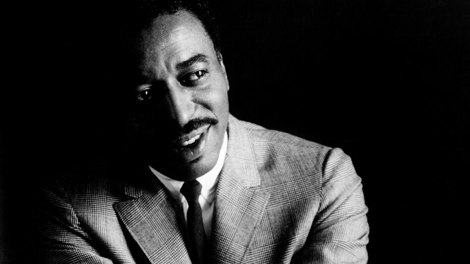 Chico Hamilton poses for a portrait c. 1958 in Los Angeles, Calif. (Getty Images)