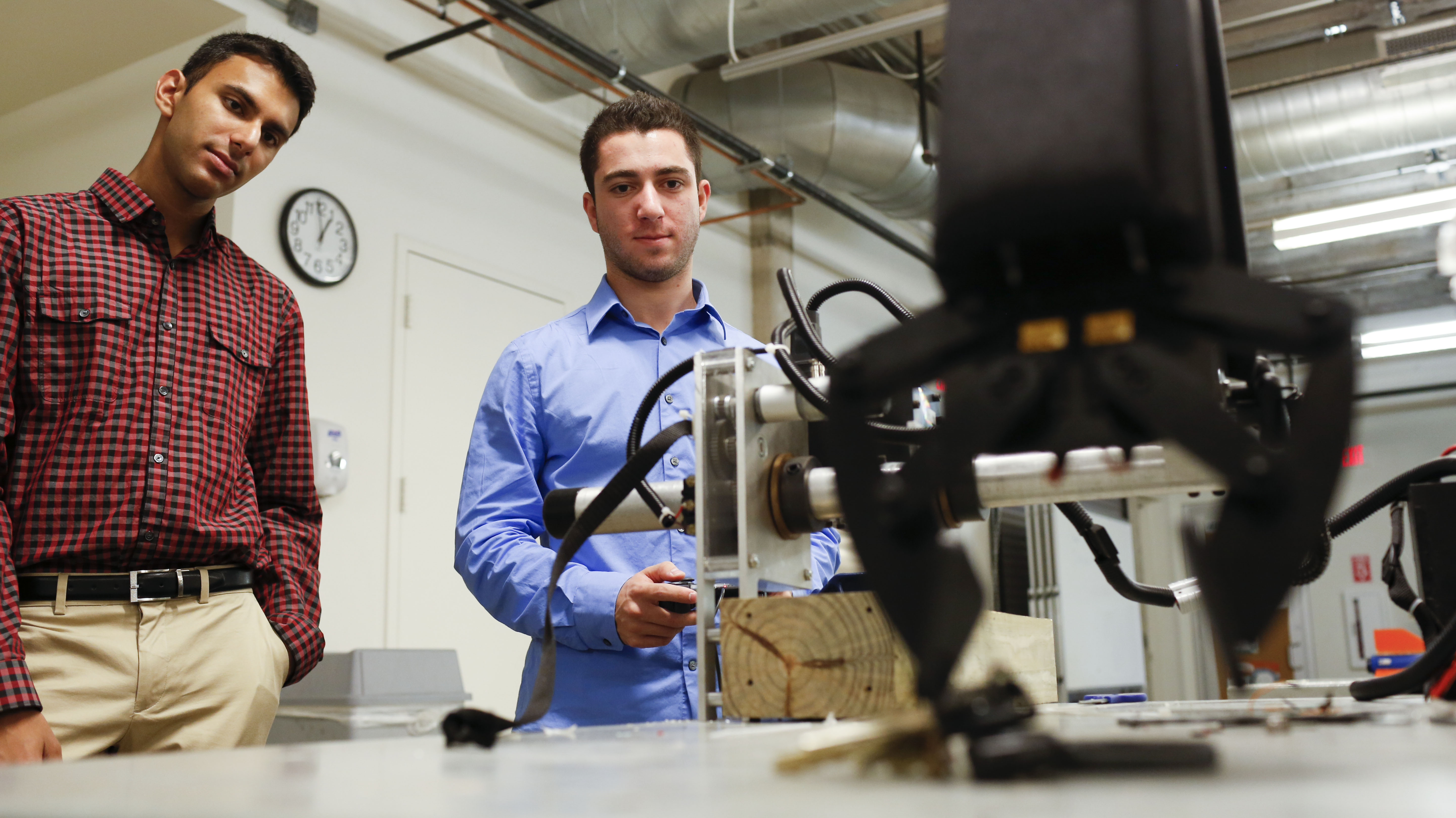 'The Coolest Thing Ever': How A Robotic Arm Changed 4 Lives