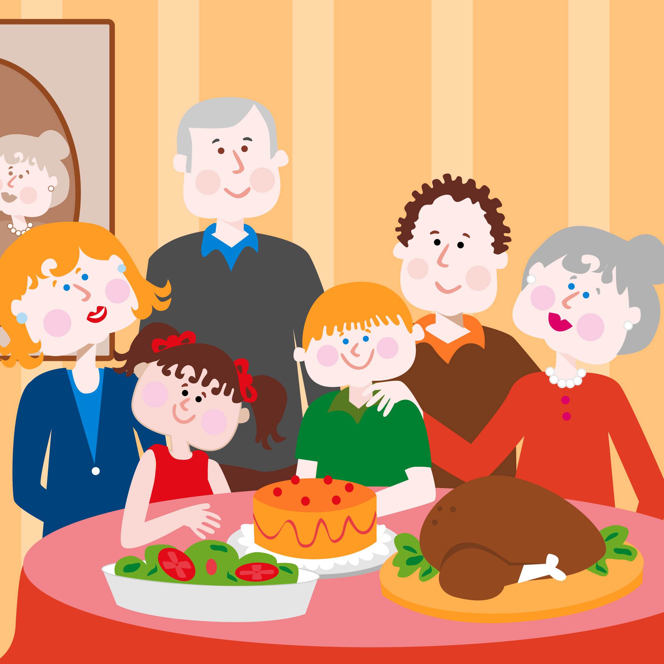 Family gatherings give an opportunity to talk about what kind of medical care relatives want if they're frail or very sick.