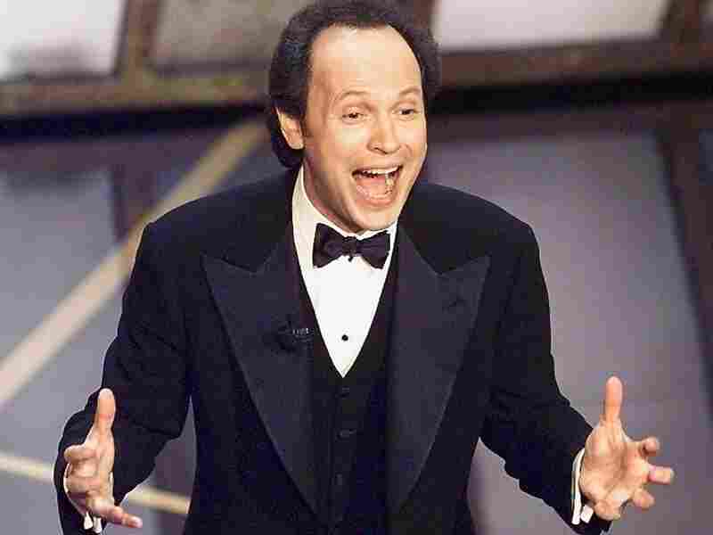 "Billy Crystal has hosted the Academy Awards more times than anyone except Bob Hope. ""I love doing it because I love the danger of it,"" Crystal says. ""You have to come through and think on your feet."""