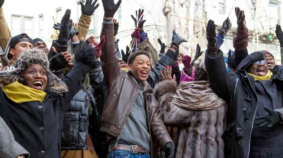 Black Nativity is an adaptation of Langston Hughes' play of the same name.