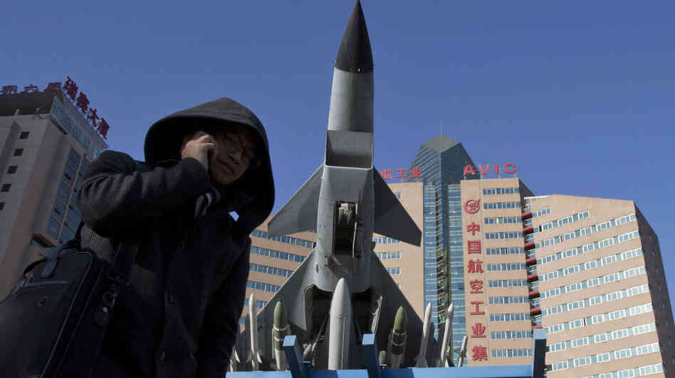Concerns over China's air defense claims led Secretary of Defense Chuck Hage