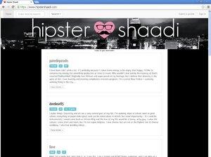 Hipster usernames