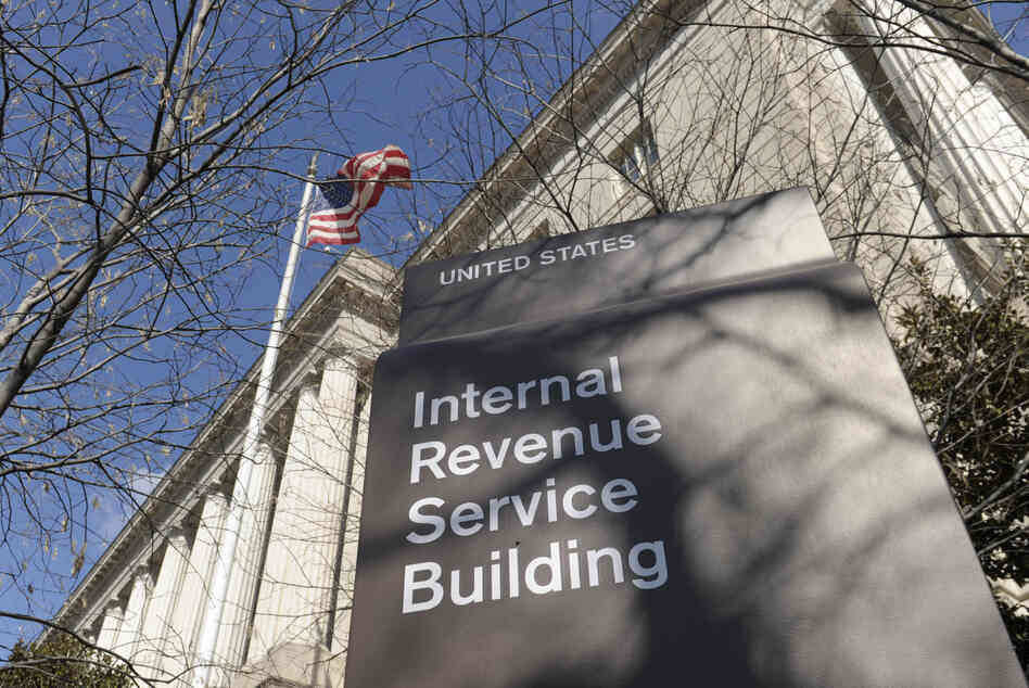 Conservatives have criticized the new Internal Revenue Serv