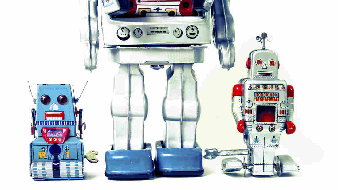 Want to warp your little robots?  We've got some suggestions.