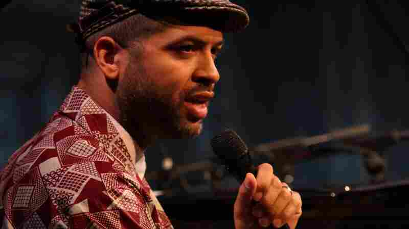 Jason Moran On JazzSet