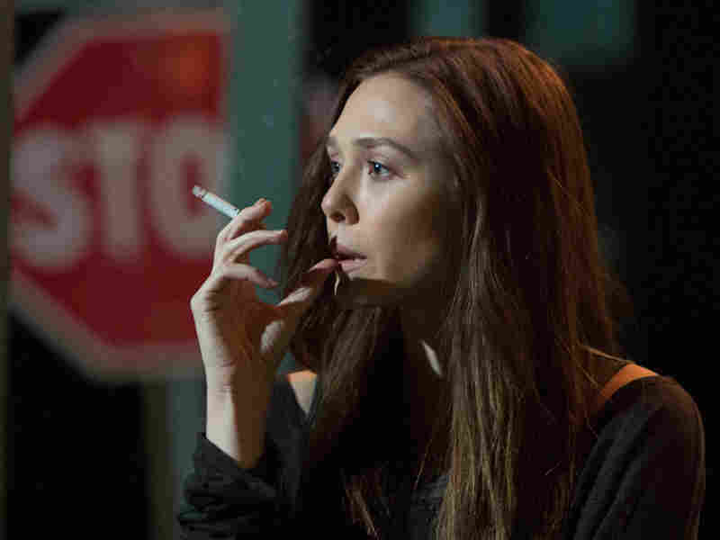 Elizabeth Olsen, who shot to indie-film stardom in Martha Marcy May Marlene, plays a woman who tries to help the damaged, violent protagonist — and finds herself becoming increasingly involved.