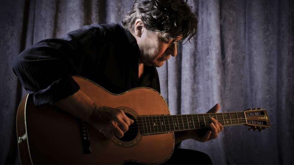 Robbie Robertson. (Courtesy of the artist)