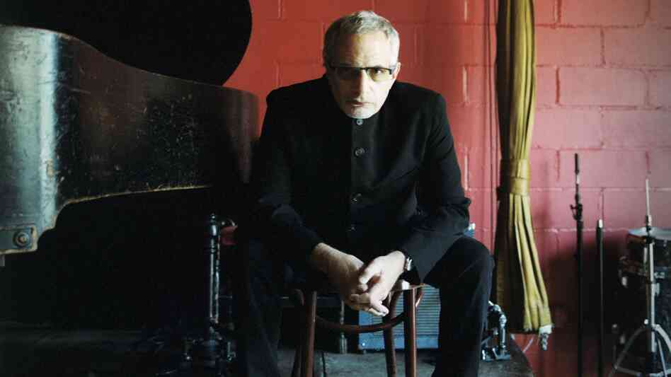 Donald Fagen's new memoir is titled Eminent Hipster.