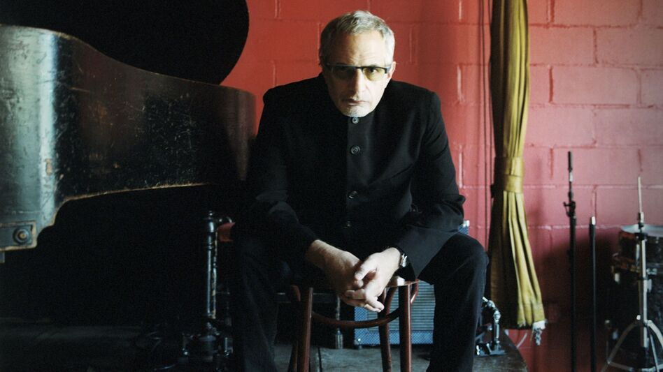 Donald Fagen's new memoir is titled Eminent Hipster. (Courtesy of the artist)